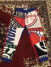 Post Game New York Sports Team Sweat Pants Size 2XL Yankees Knicks Giants Jets