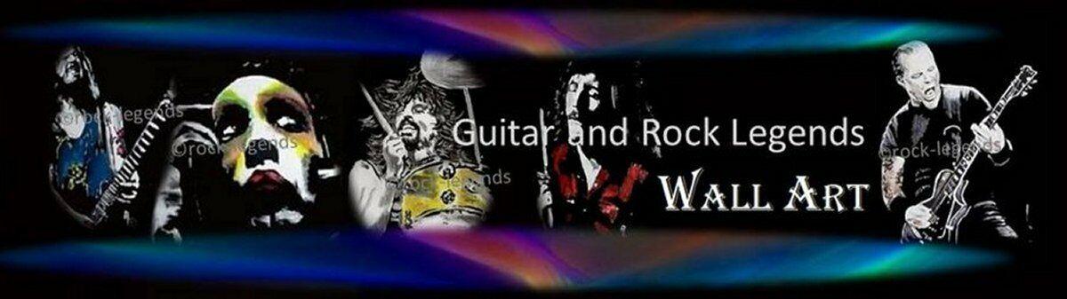 Rock Legends Art