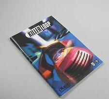 Original Handbook Guide Manual to Killer Loop in German PC