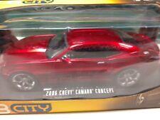 2006 Chevrolet Camaro Concept 1:18 Scale Diecast Car Jada