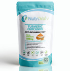 Turmeric Curcumin 120 Capsules 1000mg Potent Anti Inflammatory Antioxidant