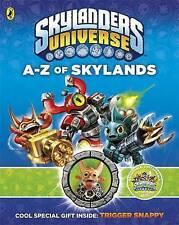 Skylanders: A to Z of Skylands (Skylanders Universe),  | Hardcover Book | Accept