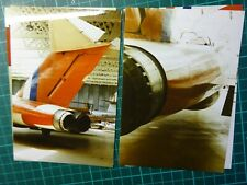 "AIRCRAFT GLOSTER JAVELIN BIG COLLECTION ORIGINAL 6""x4"" COLOUR PHOTOGRAPHS"