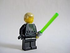 Genuine Lego LUKE SKYWALKER Minifigure from 7201 7104 with Lightsaber