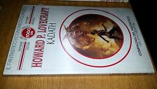HOWARD P. LOVECRAFT-KADATH-FANTASTICO ECONOMICO CLASSICO # 16-SM35