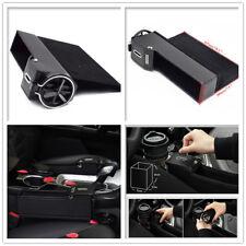 Car Seat Gap Slit Pocket Storage Organizer Caddy Keys Phone Coins Holder Box AU