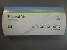 Original BMW Innenraumduft Natural Air Nachfüllset Energizing Tonic 3 Sticks