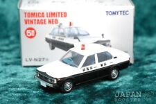 [TOMICA LIMITED VINTAGE NEO LV-N27a 1/64] TOYOTA COROLLA 1500 Gunma Police Dep.