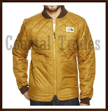 The North Face Men's Cuchillo Insulated Jacket Nwt New M Medium Golden Brown '17