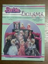 Barbie Exclusives, Identification and Values -  AUTHOR Margo Rana (1995)