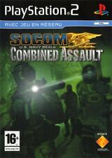 Socom U.s. Navy Seals Combined Assault - Playstation 2