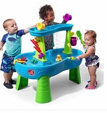 Step2 Rain Showers Splash Pond Water  Kids Educational Toy Gift Water Play table