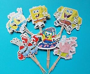 Cupcake Toppers Comic Icing 24 Piece Kid's Birthday