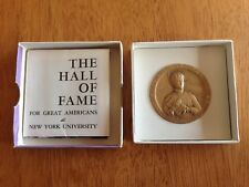 Alice Palmer Hall of Fame Great Americans Bronze Medal 1964 in Original Box |