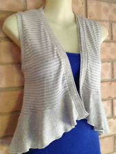 Striped 100% Cotton Vests for Women