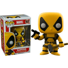 Deadpool - Slapstick (Yellow) Deadpool Pop! Vinyl Figure Bobble-Head