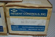 ONE NEW Regent Control TM2222F One Shot Timer,