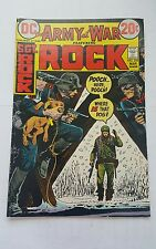 our army at war # 255 sgt. rock