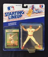 John Franco Kenner Starting Lineup Figurines 1989 Cincinnati Reds Sealed