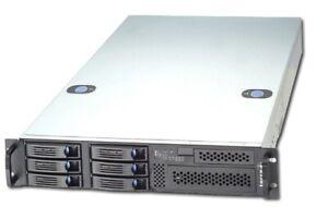 TERRA SERVER 3230 - XEON 3,2 GHz - 32 GB RAM - RAID