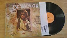 WAYLON JENNINGS -WAYLON OL'-RCAPL12317-LP