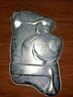 W1 1975 Vintage Wilton Cake Pan Yogi Bear Head Hanna Barbera Production 502-178