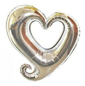 Valentines Day Gift Foil Balloons Love Theme Romantic His & Her Engagement Weddg