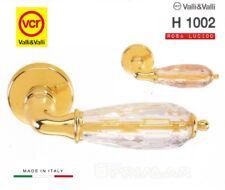 Maniglia porta Valli e Valli Serse H1002 R8 Oro + Rosa Valli & Colombo VCR