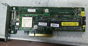 5x HP 447029-001 Smart Array P400 SAS/SATA PCIe x8 LP RAID Card with 512MB Cache