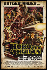 Film REPRO Hobo with a Shotgun Affiche Imprimé A3 This A AFFICHE