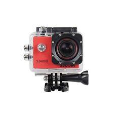Videocámara deportiva Sjcam Sj4000 red