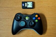 Microsoft Xbox 360 Wireless Controller With OEM Rechargeable Battery