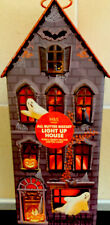 More details for m&s halloween haunted house light-up tin with shortbread biscuits brand new