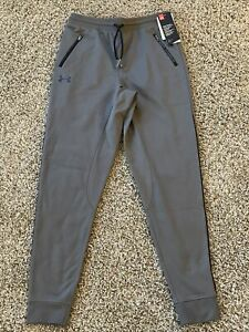 Boys Under Armour Loose Tapered Pants Jogger Pants Size Youth Large