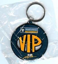 ROYAL CARIBBEAN  Keychain - VIP Club Royale Ocean Cruise Ship Passenger Key Ring