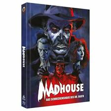 MADHOUSE - Limitiertes Mediabook BluRay+DVD Cover C Collector's Edition # 40 NEU