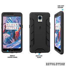 Poetic Revolution Series【Dust Resistant】Case For OnePlus 3 / OnePlus 3T Black
