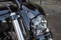 Ricks Harley-D Softail Breakout Lampenmaske / schirm / Verkleidung M8