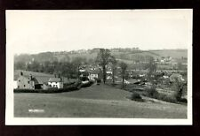 Somerset WEDMORE General view used c1950s RP PPC