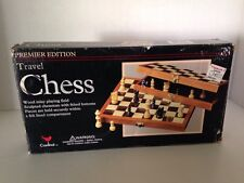 Cardinal Premier Edition Travel Chess COMPLETE WITH BOX