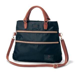 DISNEY Mickey 3WAY Backpack Shoulder Tote Hand Bag Purse Black Japan Gift E7156