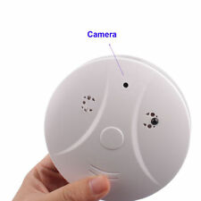 Mini 32gb Detector de humo cámara espía Alarma DV Video DVR INVISIBLE motion G