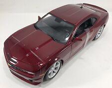 Maisto - 31173 - 2010 Chevrolet Camaro Ss Rs Scala 1:18 - Rosso