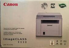 BRAND NEW Canon imageCLASS D530 All-In-One Laser Printer