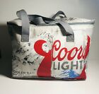 Coors Light The Silver Bullet Insulated Cooler Bag-36 Pack-12 oz.cans