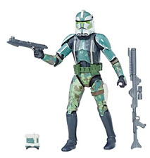 2019 Hasbro Star Wars Black Series 6 inch Clone Commander Gree Exclusive MINT