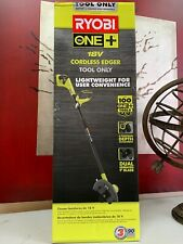 Brand New Cordless Edger Ryobi 18V Lithi-Ion Power Tool ONLY Lawn Grass Cutter