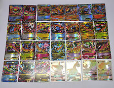 NeW Pokemon TCG : 25 GX +35 EX MEGA CARD LOT GUARANTEED GAME CARDS OR  FULL ART