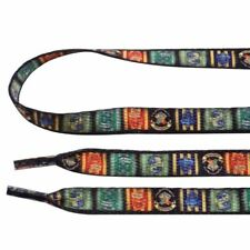1 PAIR OF HARRY POTTER DOUBLE SIDED PRINTED SHOE LACES LOOK BARGAIN