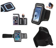 für NOKIA N8 Armbandtasche Reflektierende Sport Armband Neopren